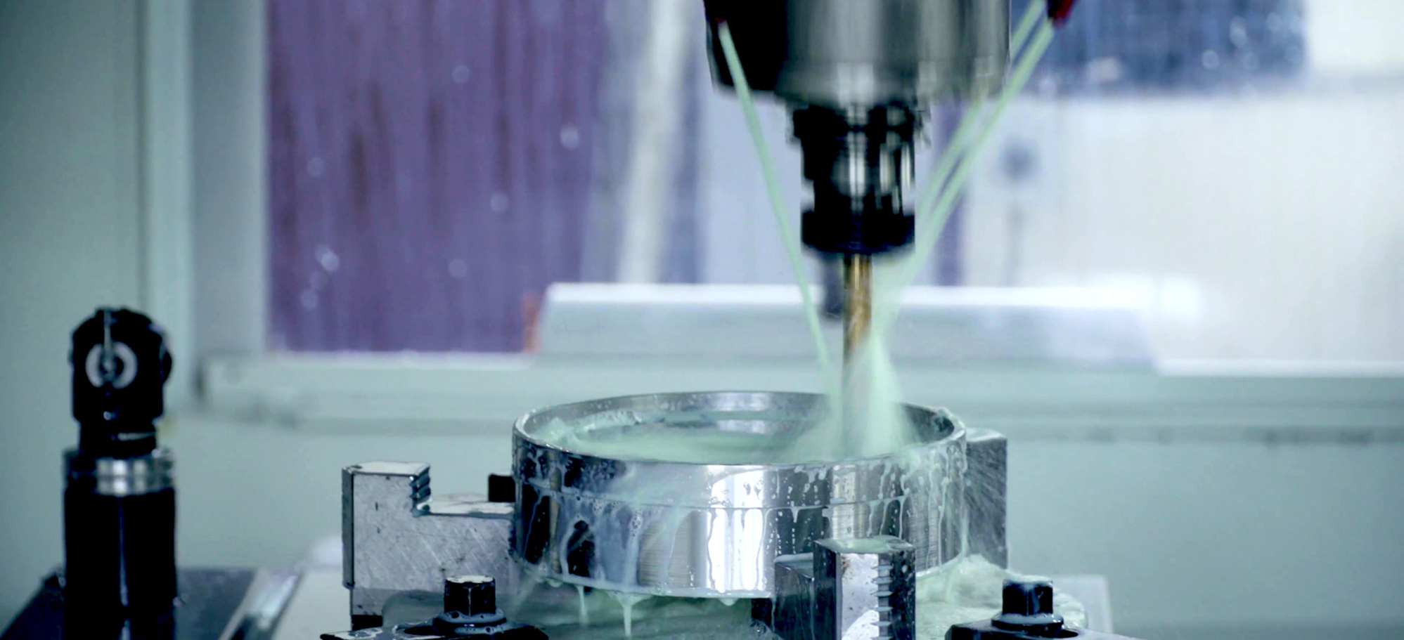 milling machines at cubitek